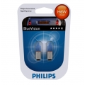 PHILIPS H6W BlueVision 12036BVB2 12V 6W 2ks