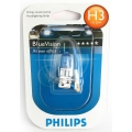 PHILIPS H3 BlueVision 12336BVUB1 12V 55W blistr