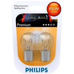 PHILIPS P21W Vision 12498B2 12V 21W 2ks