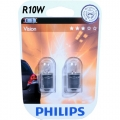 PHILIPS R10W Vision 12814B2 12V 10W 2ks
