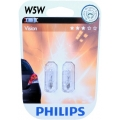 PHILIPS W5W Vision 12961B2 12V 5W 2ks