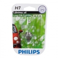 PHILIPS H7 Long life EcoVision 12972LLECOB1 12V 55W blistr