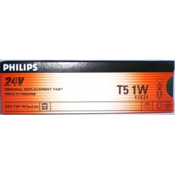 PHILIPS WB T5 13521CP 24V