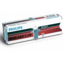 PHILIPS BAX 8,5d/2 Grey 13598CP 24V