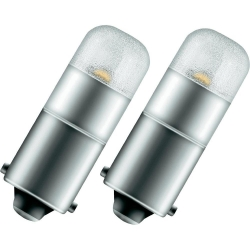 OSRAM T4W LED 3924WW-02B 4000K 12V 1W 2ks