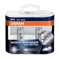 OSRAM H1 NIGHT BREAKER UNLIMITED +110% 64150NBU-HCB 12V 55W 2ks