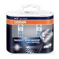 OSRAM H7 NIGHT BREAKER UNLIMITED +110% 64210NBU-HCB 12V 55W 2ks
