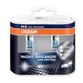 OSRAM H4 NIGHT BREAKER UNLIMITED +110% 64193NBU-HCB 12V 60/55W 2ks